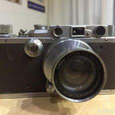 Cámara de fotos: LEICA III A DEL AÑO 1935. Lote 140066770