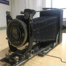 Cámara de fotos: NAGEL 18 DE 1920. Lote 140111590