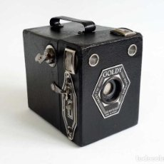 Cámara de fotos: ANTIGUA CÁMARA GOLDSTEIN GOLDY BOX FRANCIA 1947. Lote 140710438
