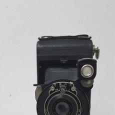 Cámara de fotos: CÁMARA KODAK POCKET N°1A ROCHESTER USA 1926. Lote 141109348