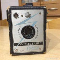 Cámara de fotos: BOX ECLAIR CORONET. Lote 141182682