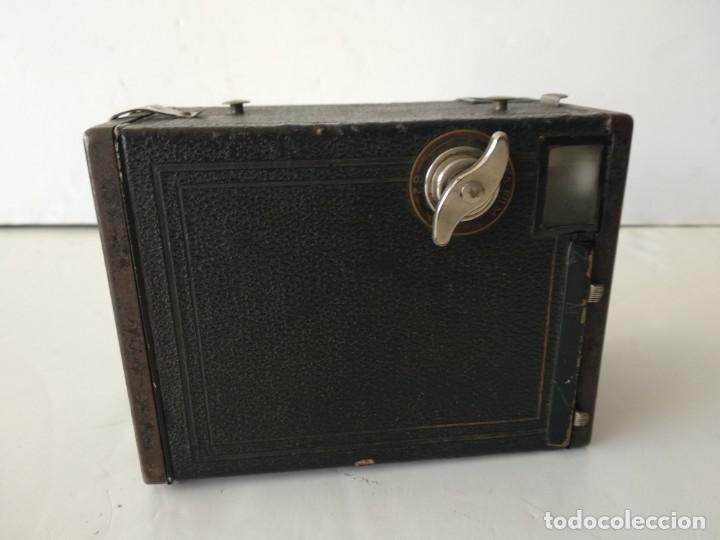 Cámara de fotos: CAMARA AGFA BOX 54.AÑO 1930. - Foto 4 - 142534726