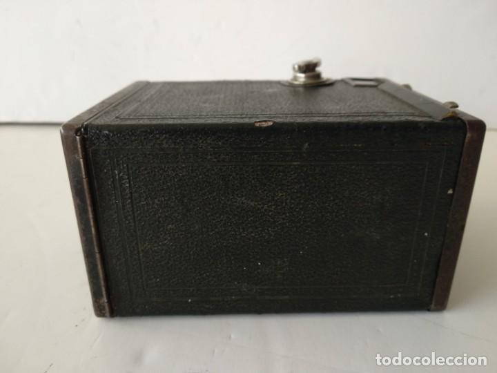 Cámara de fotos: CAMARA AGFA BOX 54.AÑO 1930. - Foto 5 - 142534726