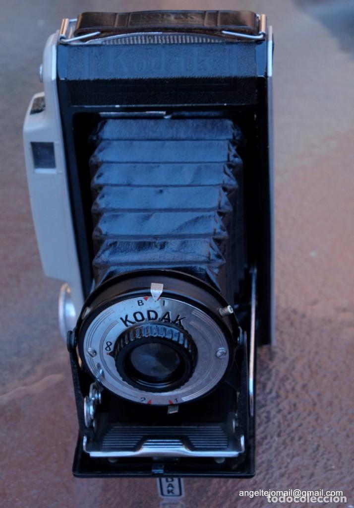 Cámara de fotos: KODAK A Modele 11. Impecable, funcionando. - Foto 2 - 142700658