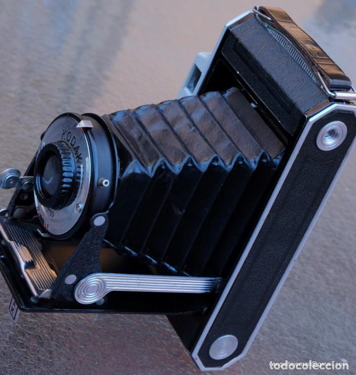 Cámara de fotos: KODAK A Modele 11. Impecable, funcionando. - Foto 3 - 142700658