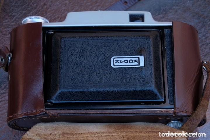 Cámara de fotos: KODAK A Modele 11. Impecable, funcionando. - Foto 7 - 142700658