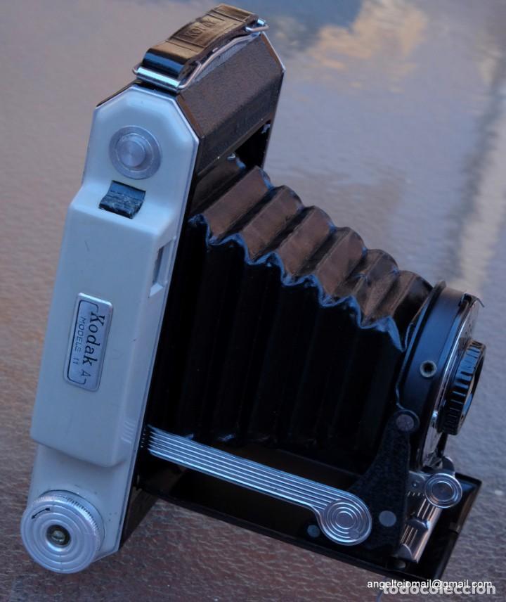 Cámara de fotos: KODAK A Modele 11. Impecable, funcionando. - Foto 9 - 142700658