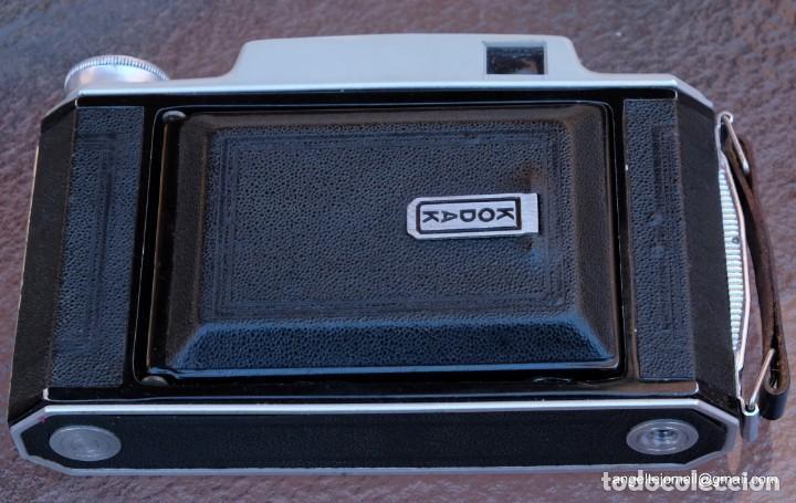 Cámara de fotos: KODAK A Modele 11. Impecable, funcionando. - Foto 10 - 142700658