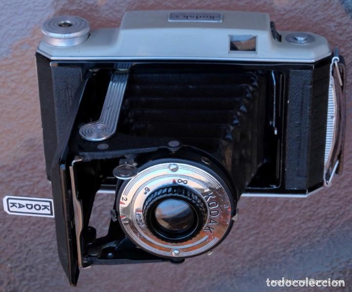 Cámara de fotos: KODAK A Modele 11. Impecable, funcionando. - Foto 12 - 142700658