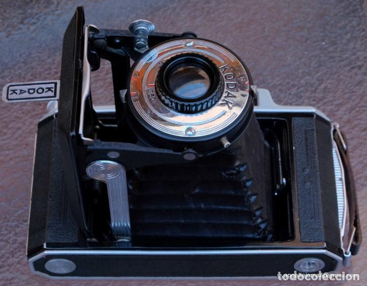 Cámara de fotos: KODAK A Modele 11. Impecable, funcionando. - Foto 13 - 142700658