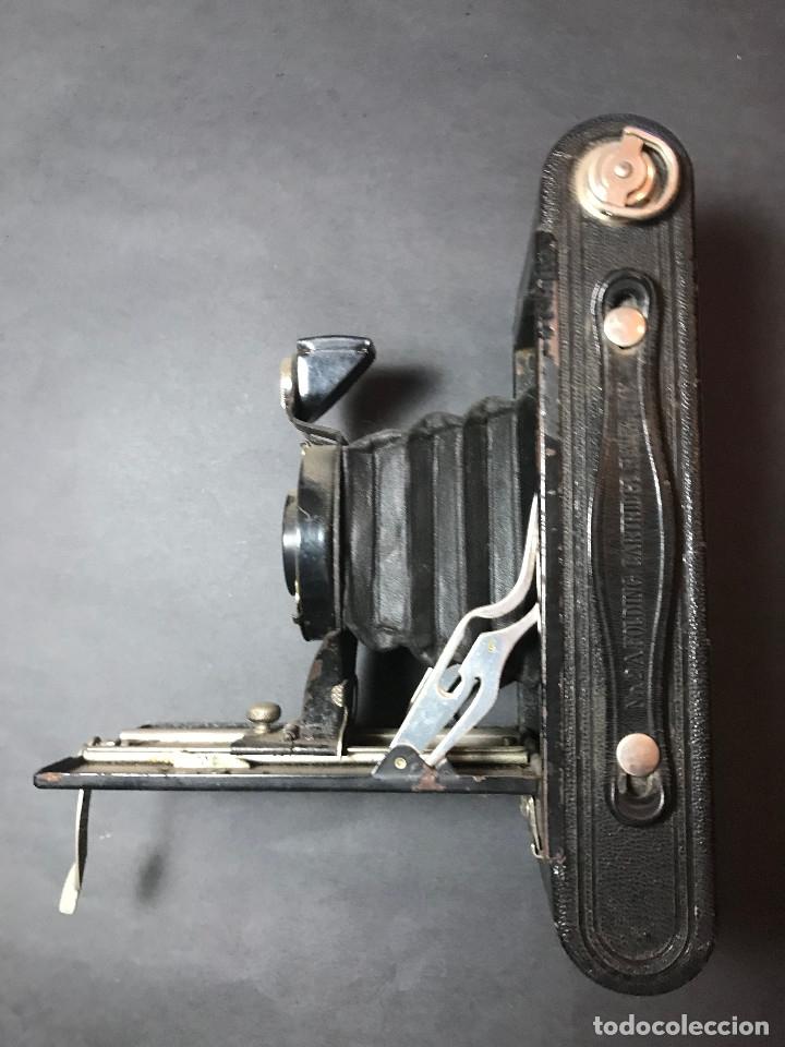 Cámara de fotos: Cámara fotográfica Kodak Kodex. Años veinte. - Foto 2 - 142808122