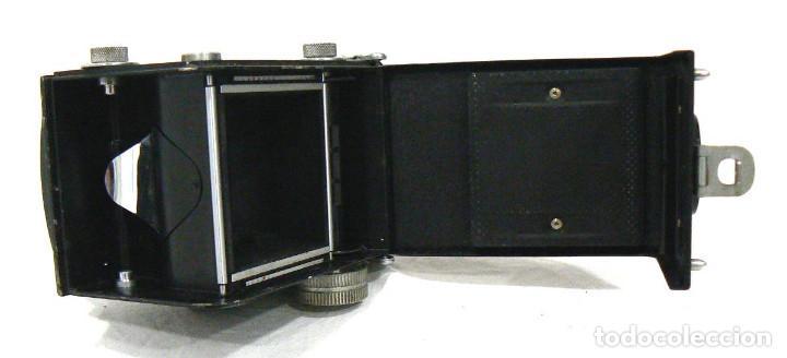 Cámara de fotos: Antigua y rara cámara fotográfica PRIMOFLEX TLR REFLEX 6x6 - Foto 6 - 142816398