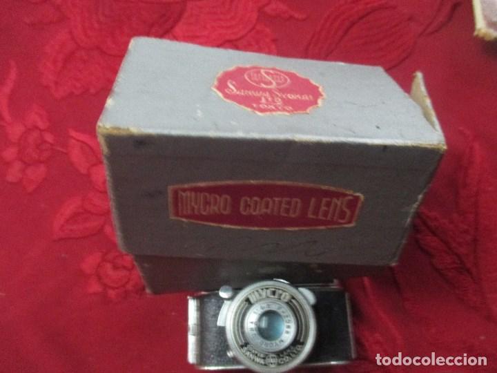 Cámara de fotos: Mini cámara MICRO con funda y 3 cartuchos de carretes . - Foto 5 - 143260530