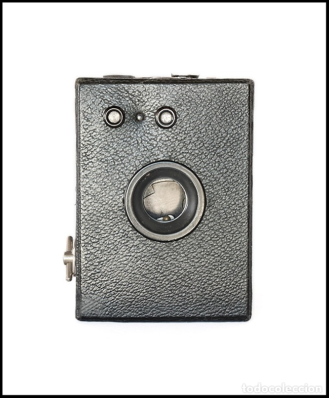 Cámara de fotos: CAMARA BOX STANDARD. FORMATO 6X9 FABRICADA EN ALEMANIA. MUY BUEN ESTADO. - Foto 2 - 143396574