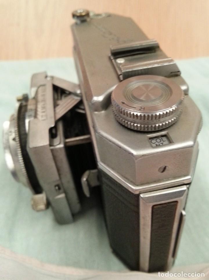 Cámara de fotos: Cámara de fotos AGFA KARAT 36. Años 50. Origen alemán. Buen estado. - Foto 7 - 143614098