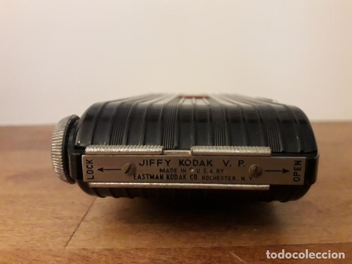 Cámara de fotos: Jiffy Kodak Vest Pocket ( Bakelita ) - Foto 4 - 143614630