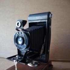 Cámara de fotos: ANTIGUA CÁMARA DE FOTOS DE FUELLE KODAK. Lote 143938510