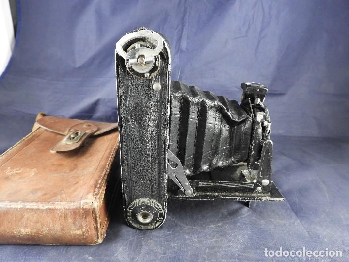 Cámara de fotos: CAMARA DE FOTOS AGFA ANASTIGMATIC CON FUNDA ORIGINAL - Foto 6 - 144033370