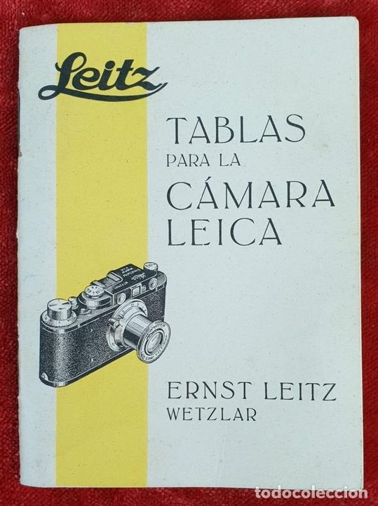 Cámara de fotos: CAMÁRA FOTOGRAFICA LEICA IIIA. MODELO G. ACABADO CROMO. ALEMANIA. CIRCA 1936. - Foto 6 - 144429442