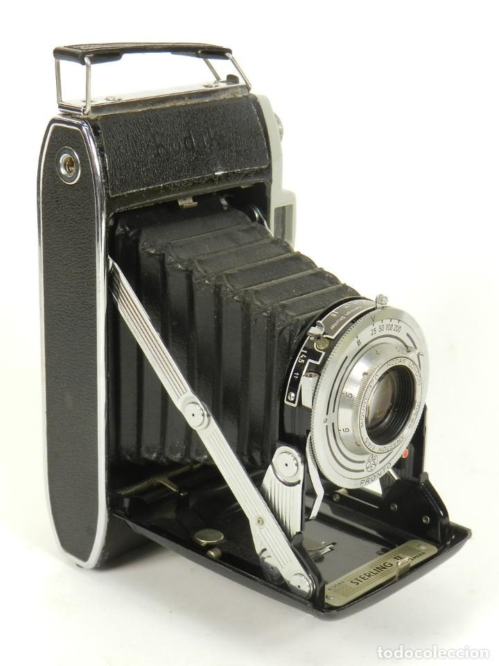 CÁMARA FOTOGRAFICA KODAK STERLING II AÑO 1955 (Cámaras Fotográficas - Antiguas (hasta 1950))