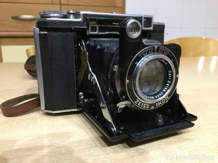 SUPER IKONTA 530/16 ZEISS IKON (Cámaras Fotográficas - Antiguas (hasta 1950))