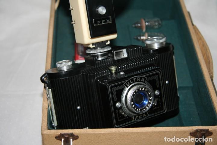 CAMARA FEX (Cámaras Fotográficas - Antiguas (hasta 1950))