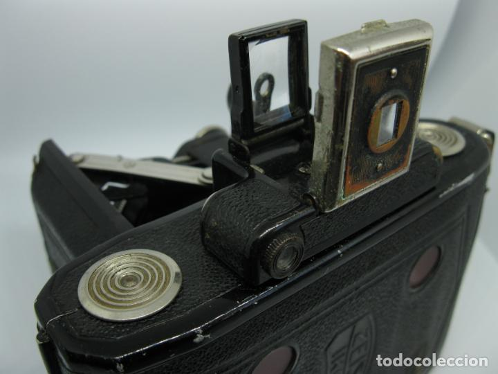 Cámara de fotos: Zeiss Super Ikonta de hacia 1935 - Foto 6 - 146884134