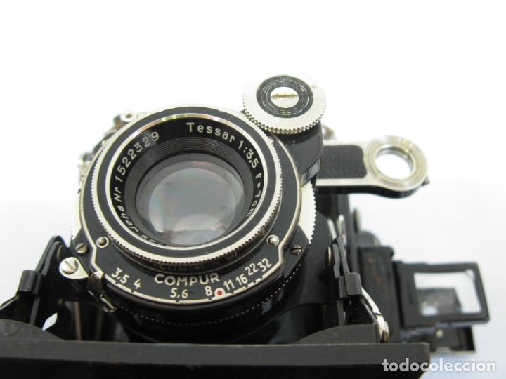 Cámara de fotos: Zeiss Super Ikonta de hacia 1935 - Foto 10 - 146884134