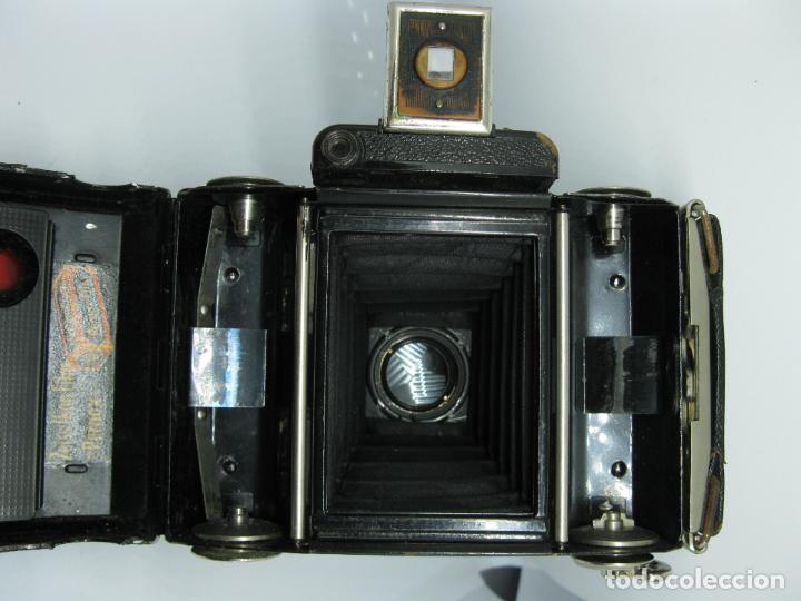 Cámara de fotos: Zeiss Super Ikonta de hacia 1935 - Foto 14 - 146884134