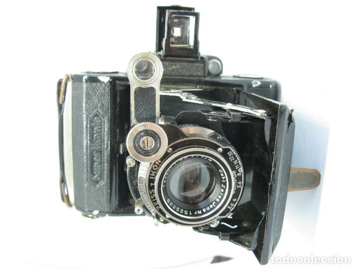 ZEISS SUPER IKONTA DE HACIA 1935 (Cámaras Fotográficas - Antiguas (hasta 1950))