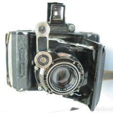 Cámara de fotos: ZEISS SUPER IKONTA DE HACIA 1935. Lote 146884134