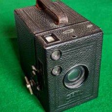 Cámara de fotos: CAMARA ZEISS IKON BOX TENGOR 54/2. Lote 147360986