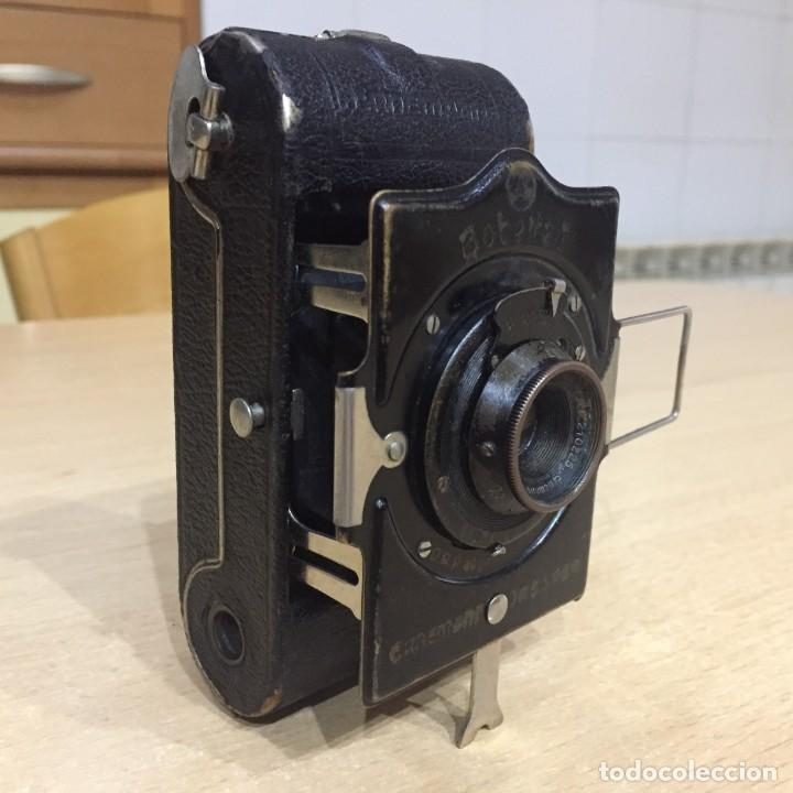 ERNEMANN BOBETTE I (22X33MM) (Cámaras Fotográficas - Antiguas (hasta 1950))