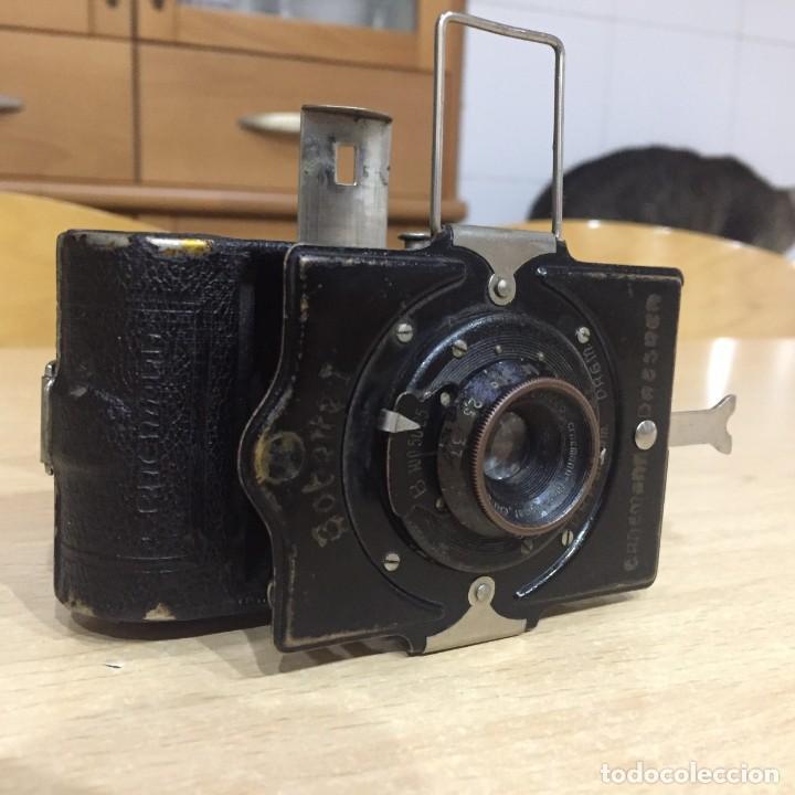 Cámara de fotos: Ernemann Bobette I (22x33mm) - Foto 4 - 147436110