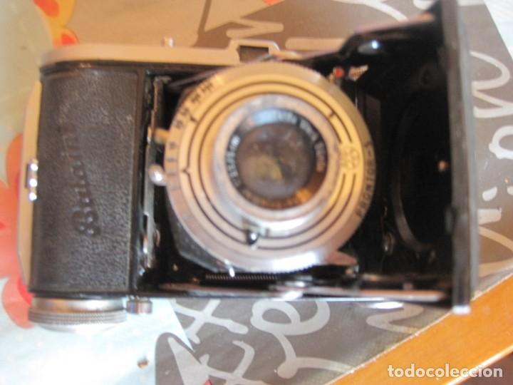 Cámara de fotos: ANTIGUA CAMARA DE FOTOS BALDA FUELLE FRONTAL - Foto 2 - 147737234