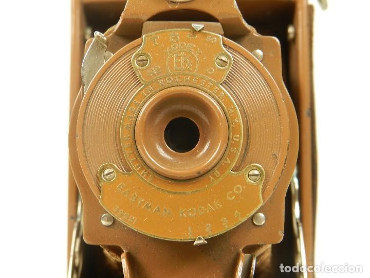 Cámara de fotos: KODAK RAINBOW HAWKEYE Nº2 FOLDING MODEL B - Foto 4 - 148193470