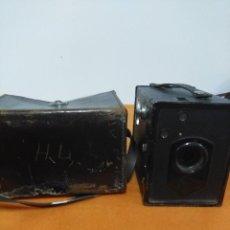 Cámara de fotos: ANTIGUA CAMARA DE CAJON AGFA. Lote 148537690