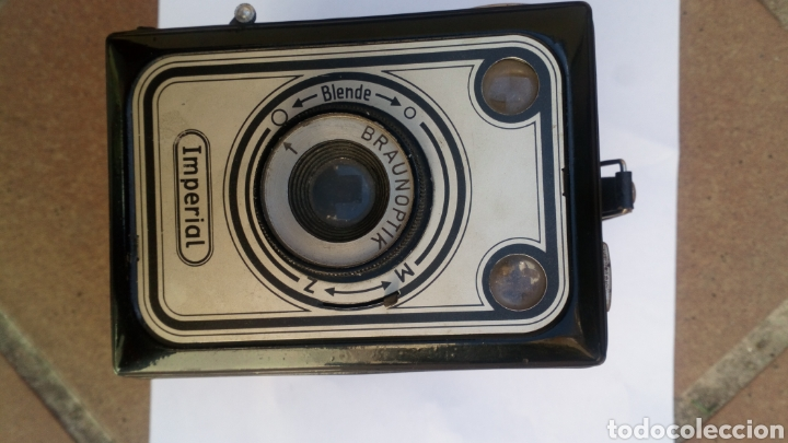 CAMARA IMPERIAL (Cámaras Fotográficas - Antiguas (hasta 1950))