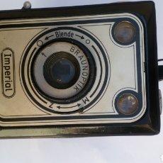 Cámara de fotos: CAMARA IMPERIAL. Lote 148782093