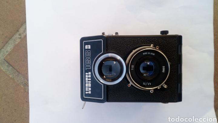 CAMARA LOMO LUBITEL 166B (Cámaras Fotográficas - Antiguas (hasta 1950))