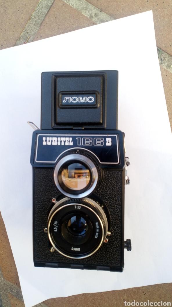 Cámara de fotos: Camara Lomo Lubitel 166B - Foto 9 - 148784856