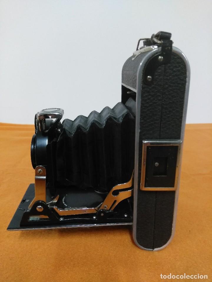 Cámara de fotos: antigua camara de fotos de fuelle vario - Foto 3 - 148828774