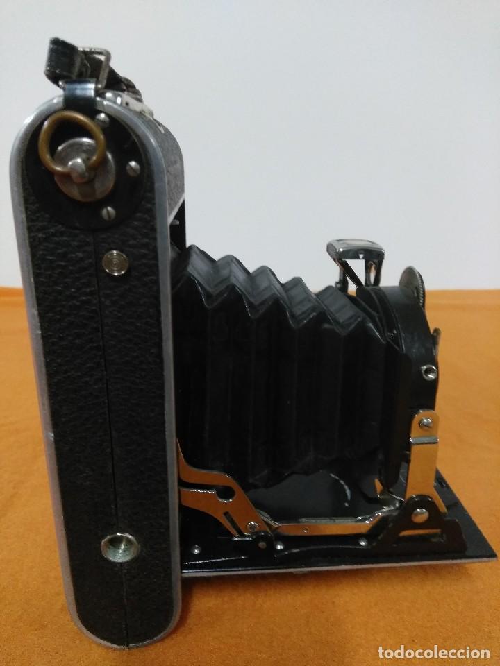 Cámara de fotos: antigua camara de fotos de fuelle vario - Foto 5 - 148828774