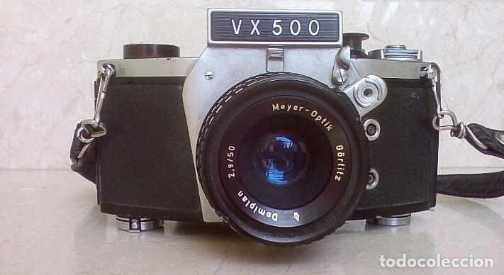 CÁMARA EXAKTA VX 500 (Cámaras Fotográficas - Antiguas (hasta 1950))
