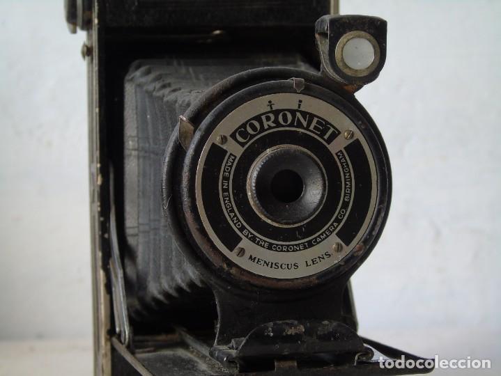 Cámara de fotos: camara foto fuelle coronet - Foto 2 - 150525762