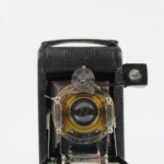 Cámara de fotos: KODAK .BAUCH & LOMB NO 3 FOLDING POCKET MODEL E-2 CAMARA.MADE IN USA. Lote 151407382