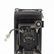 Cámara de fotos: CAMARA DE FOTOS KODAK BALL EARING SHUTTER.AÑO 1910. Lote 151410238