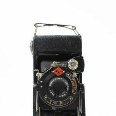 Cámara de fotos: CAMARA DE FOTOS AGFA - ANASTIGMAT JGETAR F 8.8,.MADE IN GERMAY. CON SU FUNDA ORIGINAL.AÑO 1928. Lote 151412822