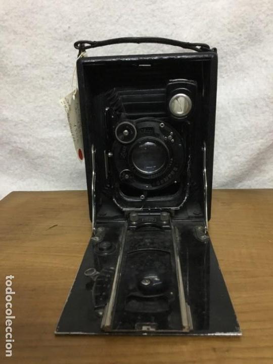 Cámara de fotos: CAMARA FOTOGRAFICA DE FUELLE ZEISS IKON COMPUR RAPID. AÑOS 30/40 - Foto 6 - 151494598