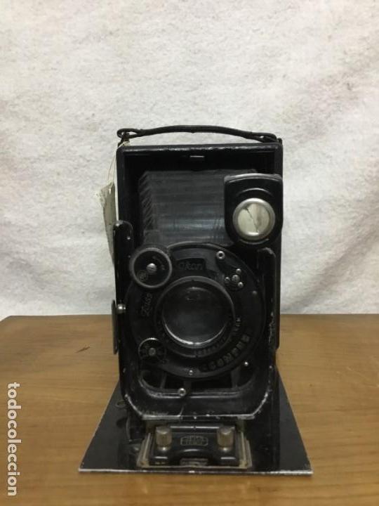 Cámara de fotos: CAMARA FOTOGRAFICA DE FUELLE ZEISS IKON COMPUR RAPID. AÑOS 30/40 - Foto 12 - 151494598